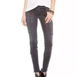 J brand Kassidy skinny cargo jeans